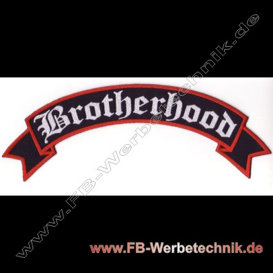 1030 BROTHERHOOD Aufnaeher Patch