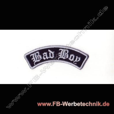 Bad Boy Aufnaeher Biker Patch Patches