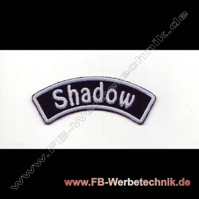 Shadow Aufnaeher Biker Patch Patches
