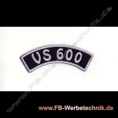 VS 600 Aufnaeher Biker Patch Patches