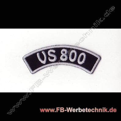VS 800 Aufnaeher Biker Patch Patches