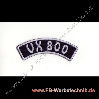 VX 800 Aufnaeher Biker Patch Patches