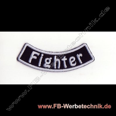 Fighter Aufnaeher Biker Patch Patches