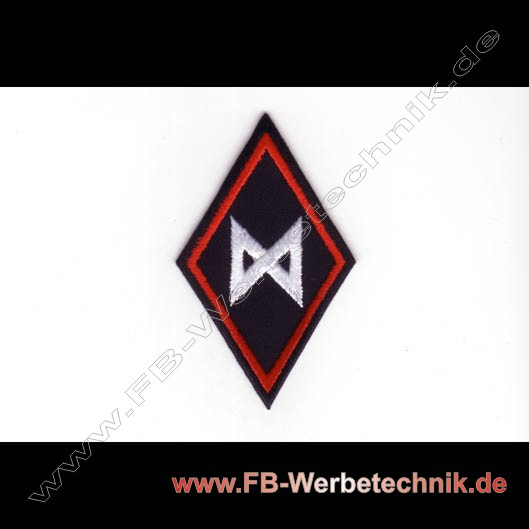 Dagaz Rune Aufnaeher Runen Patch Patches