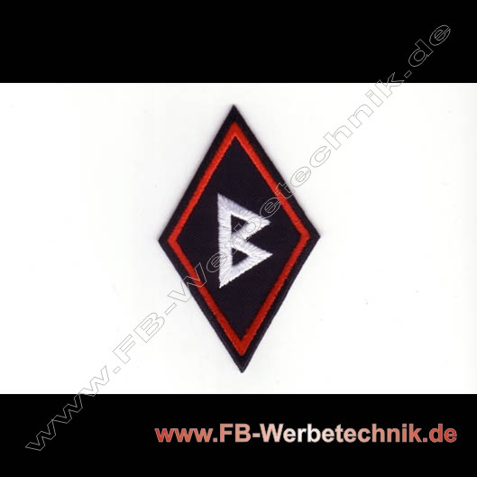 Berkana Rune Aufnaeher Runen Patch Patches