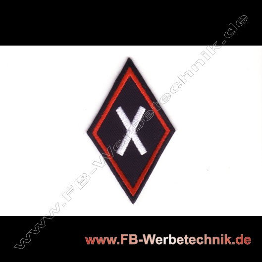 Gebo Rune Aufnaeher Runen Patch Patches