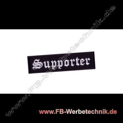 Supporter Aufnaeher Biker MC Patch Patches