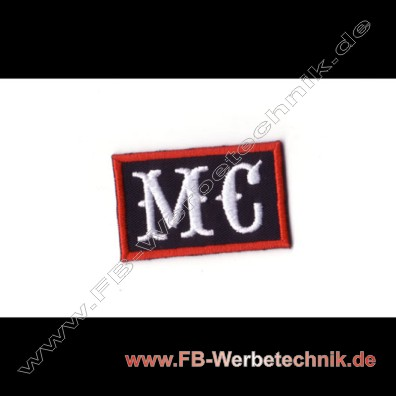 MC Aufnaeher Biker Patch Patches