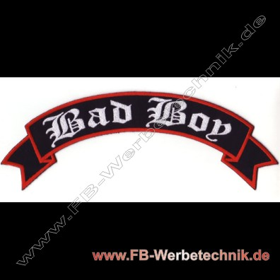 1760 Bad Boy Aufnaeher Biker Patch Patches
