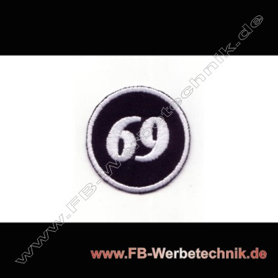 69 Aufnaeher Biker Patch Patches
