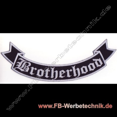 1832 Brotherhood Aufnaeher Biker Patch Patches