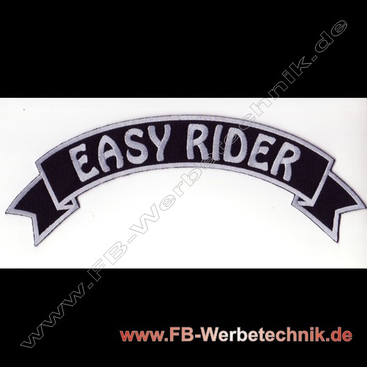 1052 EASY RIDER Aufnäher Biker Patch
