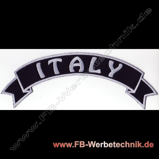 1099 ITALY Aufnäher Biker Patch Patches