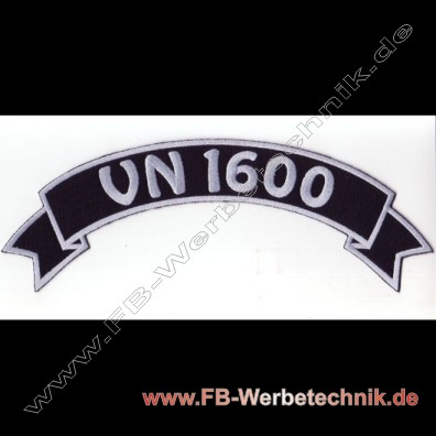 VN 1600 Top Rocker Patch Patches