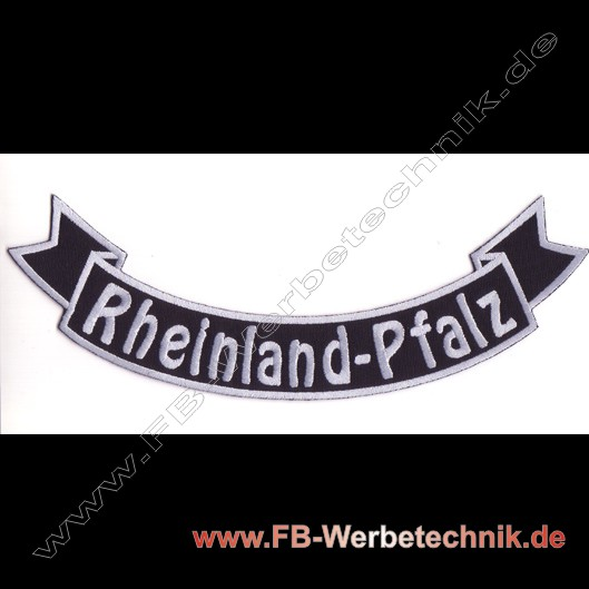 RHEINLAND - PFALZ Patch Patches