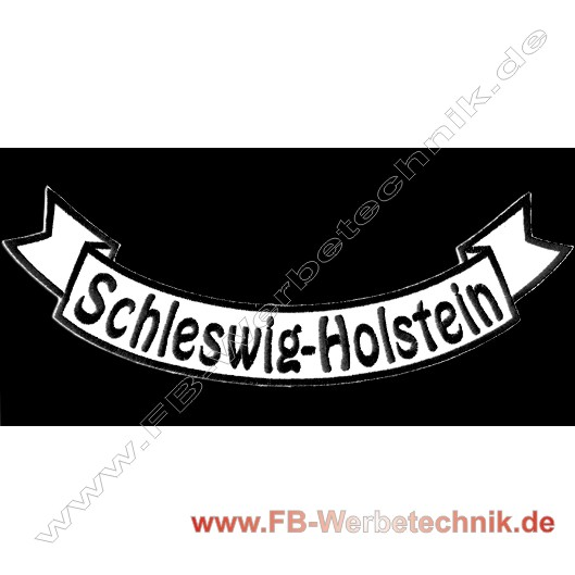 SCHLESWIG - HOLSTEIN Backpatch