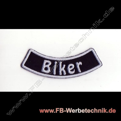 BIKER Aufnäher Biker Patch Patches