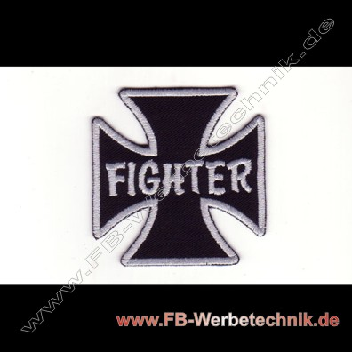 EISERNES KREUZ - FIGHTER Patch