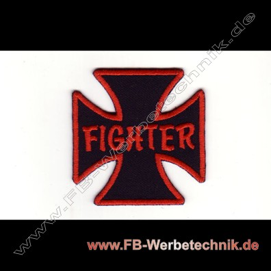 KREUZ EK - FIGHTER Patch Patches