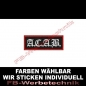 Preview: A.C.A.B. Aufnäher Patches 8cm x 3cm
