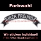 Preview: BIKER FREUNDE Top Rocker 29cm Patches S03
