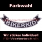 Preview: BIKERKID Bottom Rocker 29cm Aufnäher Patches S03