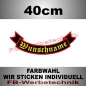 Mobile Preview: Bottom Rocker 40 cm Flagge Patch S02