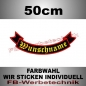 Preview: Backpatch Schleife UNTEN 50cm Patches S02