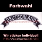 Mobile Preview: DEUTSCHLAND Top Rocker 29cm Patches S03