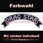 Mobile Preview: DRAG STAR Top Rocker 29cm Patches Aufnäher S03