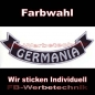 Preview: GERMANIA Bottom Rocker 29cm Patches S03
