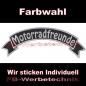 Preview: Motorradfreunde Top Rocker 29cm Patches S03