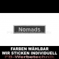Mobile Preview: Nomads Aufnäher Patches 10cm x 2,5cm