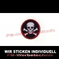 Mobile Preview: Totenkopf Skull Schädel Patches Aufnäher