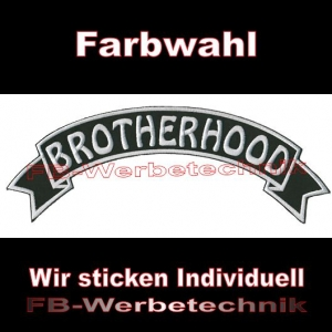 BROTHERHOOD Top Rocker 29cm Patches S03
