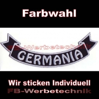 GERMANIA Bottom Rocker 29cm Patches S03